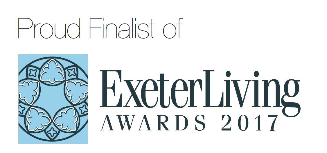Finalist of Exeter Living Awards 2017