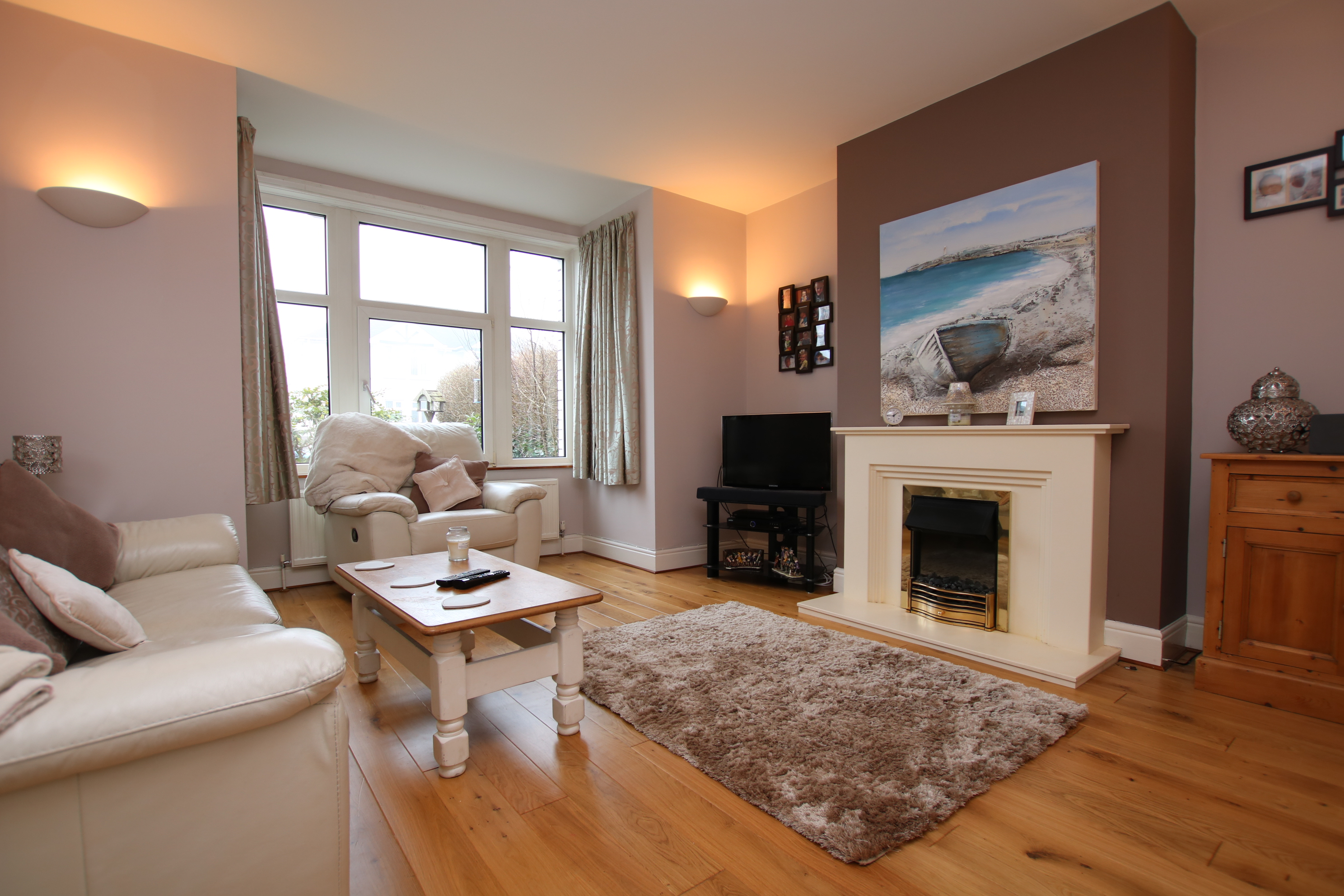 Sweetbrier lane heavitree 3 bedroom semi detached house for 1930 living room ideas